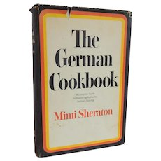 The German Cookbook by Mimi Sheraton