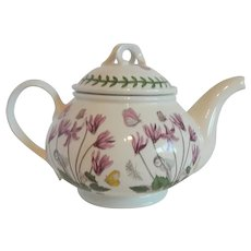 Portmeirion Botanic Garden Cyclamen Tea Pot