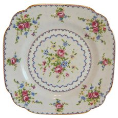 Royal Albert Petit Point Salad Plate