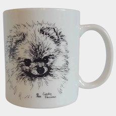 Cindy Farmer Rosalinde Pomeranian Mug