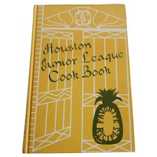 Houston Junior League Cookbook 1968
