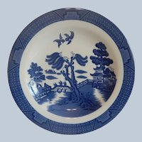 Royal Doulton Real Old Willow Dinner Plate