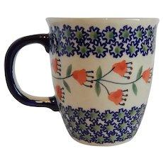 Boleslawiec Polish Pottery  Mug