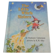 The Little Witch Sisters by Stephanie Calmenson