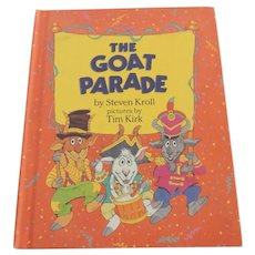 The Goat Parade by Steven Kroll