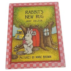 Rabbit's New Rug by Judy Delton