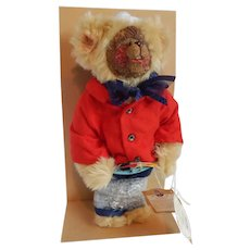 Gund Pat Kolesar  Monty  Bear