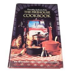 The Firehouse Cookbook by Dorothy Jackson Kite