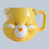Care Bears Funshine Bear Head Shaped Mug