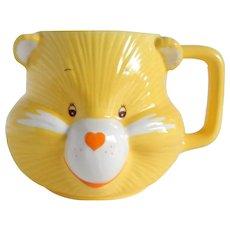 Care Bears Funshine Bear Head Shaped Mug