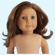 American Girl Doll With Freckles