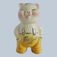 American Pottery Co. Piggy Pig Bank
