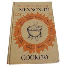 Melting Pot Of Mennonite Cookery