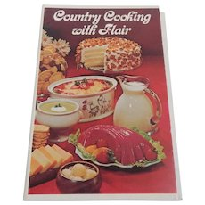 Country Cooking With Flair