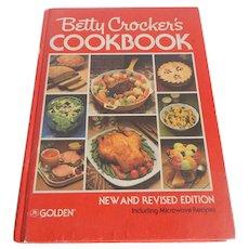 Betty Crocker's Cookbook 1982