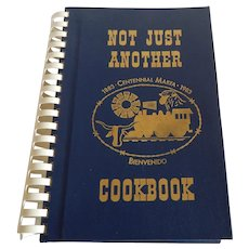 Not Just Another Cookbook Marfa Texas