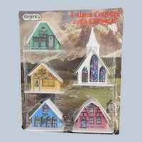 Regency 4 Alpine Cottage and a Cathedral