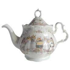 Royal Doulton Brambly Hedge Tea Pot