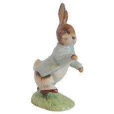 Royal Albert Beatrix Potter Peter Rabbit Figurine