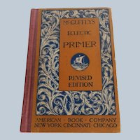 McGuffy's Eclectic Primer Revised Edition