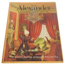 Alexander And The Magic Mouse by Martha Sanders