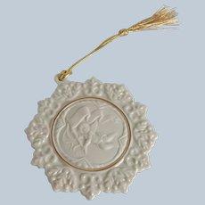 Lenox Kathie Lee Gifford Angel Ornament