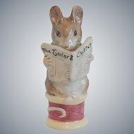 Royal Albert Beatrix Potter Tailor of Gloucester Figurine
