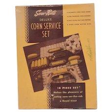 Serv-Rite Deluxe Corn Service Set