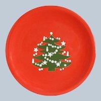 Waecherbach Christmas Tree Dinner Plate