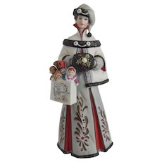Mrs. P.F. Albee Figurine by Avon