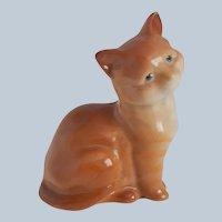 Porcelain Cat Figurine Beswick England