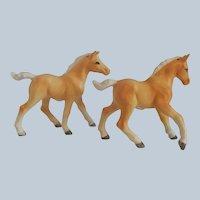 Colt / Horse  Salt and Pepper Shakers
