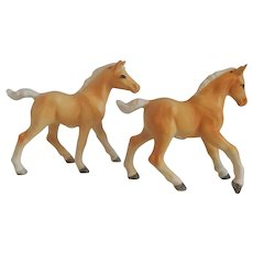 Colt / Horse  Salt and Pepper Shakers