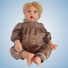 Lee Middleton Baby Doll by Mavis Snyder