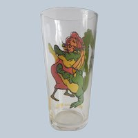 The Rescuers Brutus & Nero Collectors Pepsi Glass