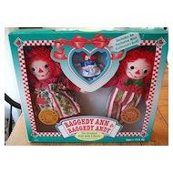 Raggedy Ann & Raggedy Andy Doll