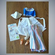 "Barbie ""Holland"" Fashion #823 With Pamphlet"