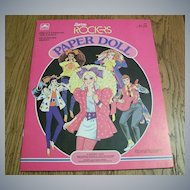 Barbie Rocks Paper Doll Book