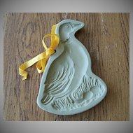Brown Bag Cookie Art Goose