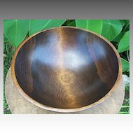 Granville Vermont Crafted Wood Bowl