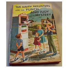 The Happy Hollisters And The Punch And Judy Mystery