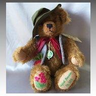 Hermann Mohair Teddy  Bear Limited Edition