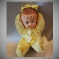 Old  Douglas Cuddle Toys Doll