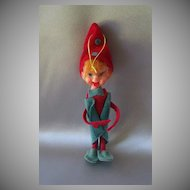 Christmas  Elf / Pixie Ornament