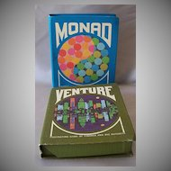 3M Gamette  Venture And Monad Games