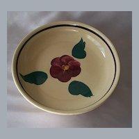 Watt Pottery Spaghetti Individual Bowl