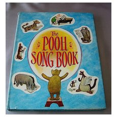 The Pooh Song Book By A. A. Milne