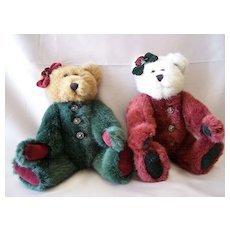 Two Boyds Bears