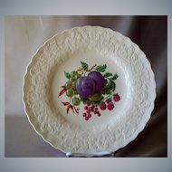 Fruit Design Plate 1945 by Alfred Meakin
