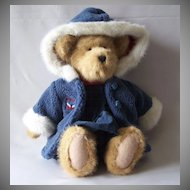 Retired Karina Burrbruin Boyds Bear
